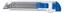 Blå / Transparent Billiga brytbladskniv med reklamtryck
