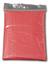Röd Regnponcho med tryck