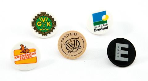 Klassisk Markeringsknapp - Med tryck