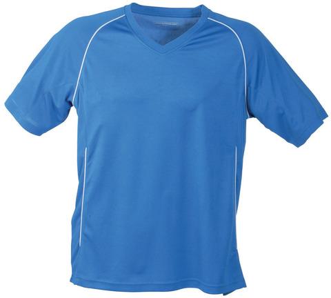 Svart T-shirt i funktionsmaterial
