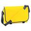 Gul/Graphite Grey Billiga väskor med reklamtryck