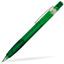 Transparent grön Billiga pennor med eget tryck