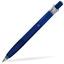 Transparent marinblå Billiga pennor med eget tryck