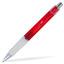 Röd (Colur) Billig reklampenna med skön skrivkänsla