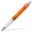 Orange (Colour) Billig reklampenna med skön skrivkänsla
