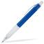Blå (Colour) Billig reklampenna med skön skrivkänsla