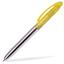 Gul Peter metall - metallpennor med tryck eller gravyr