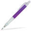 Lila/Transparent Oliver - Billiga pennor med tryck