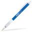 Frosted Dark Blue (Ice Grip) Bic kontorspennor med eget tryck