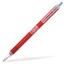 Röd Bic pennor med eget tryck