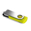Gul (YellowC) USB Minne Twist