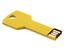Guld USB minne nyckel
