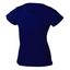 Marinblå Träningskläder Dam med reklamtryck