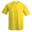 Gold Yellow Funktionskläder med tryck