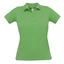 Real Green Pikétröjor med tryck för dam