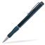 Svart/krom Klassisk metallpenna med gravyr