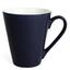 Marinblå Klassiskt kaffekopp i mångar fina färger