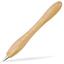 Ljust trä Ekologiska träpennor med tryck