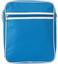Aqua Liten väska med retrokänsla
