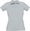 Pacific Grey Pikétröjor med tryck för dam