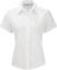 Vit (kortärmad) Strykfri damskjorta