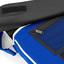 Meshficka med dragkedja Reklamväska för laptop med reklamtryck