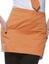 Peach (164C) Förkläden med eget tryck