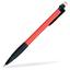 Röd / Svart Billiga stiftpennor med reklamtryck