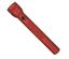 Röd Maglite Standard 3D med gravyr