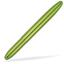 Limegrön Rymdpenna med gravyr