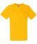Sunflower V-ringad t-shirt med reklamtryck