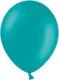 Turquoise 013 Ballonger med tryck
