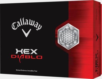 Callaway HEX Diablo med reklamtryck