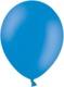 Mid Blue 012 Ballonger med tryck