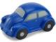 Blå Stressboll bil