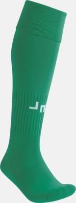 Grön Fotbollsstrumpor för föreningar och företag