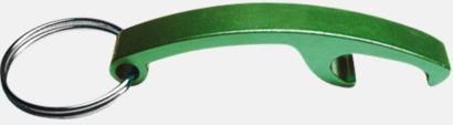 Grön Kapsylöppnare med tryck