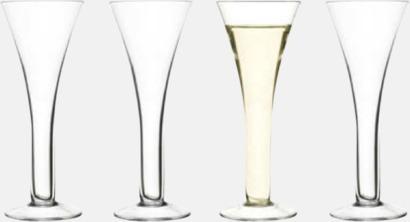 Snappsglas 4-pack Sagaform med reklamtryck