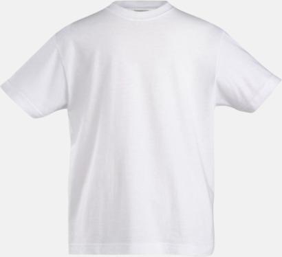 Vit Billiga svarta och vita t-shirts av ekologisk bomull med reklamtryck