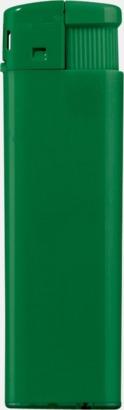 Grön Tändare med reklamtryck