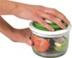 Grönsakshackare för snabbare matlagning