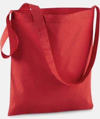 Bright Red Sling - Tygpåsar med tryck