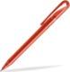 Röd (frostad) Frostade eller solida reklampennor med egen logga från Schweiziska Prodir