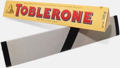 Toblerone med eget tryck
