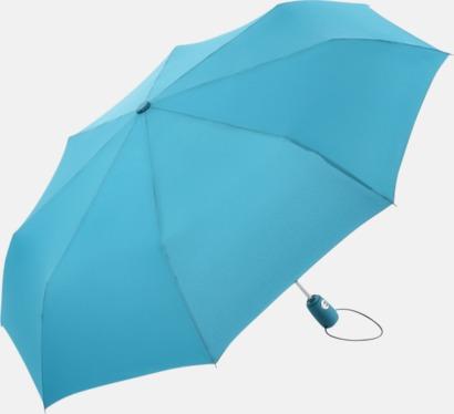 Petrol Kompakta paraplyer med eget tryck