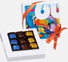 Chokladtryfflar med eget tryck