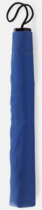 Blå Kompaktparaply i många färgalternativ