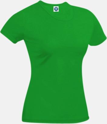 Kelly Green T-shirt i ekologisk bomull