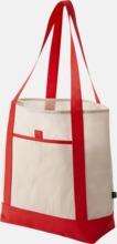 Mönstrade non woven-väskor med reklamtryck