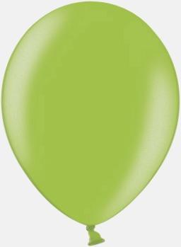 083 Lime Green Ballonger i unika färger med eget tryck